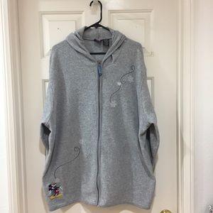 Disney light weight hoodie